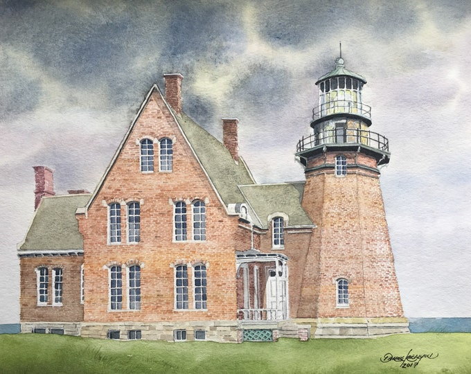 Southeast Light - Block Island