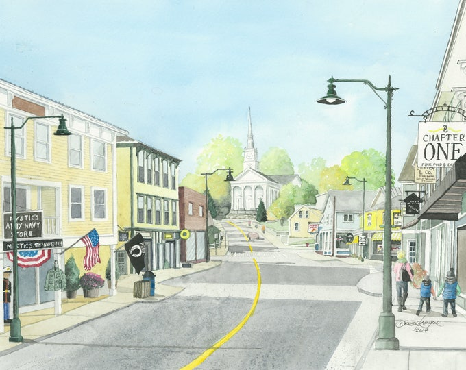 West Main Street -Mystc