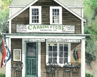 Carson's General Store