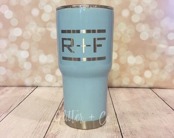 Rodan and Fields R+F Tumbler | Lash Boost | Rodan and Fields Yeti | Custom tumbler | R+F mug | R+F swag | Team Gift | Permanently Etched