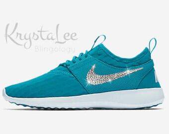 5b9dbe98a14e Custom Bling Womens Nike Juvenate Blustery