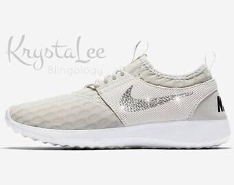 cd547fe4636 Custom Bling Womens Adidas Originals Superstar White Swarovski