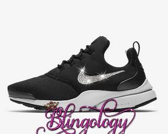 Womens Nike Presto Fly SE Black 8d6b79ab89e4