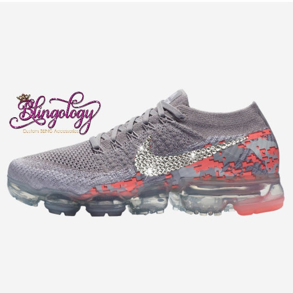 Womens Nike Air VaporMax Atmosphere Grey White White Hot  3a84e1c2c