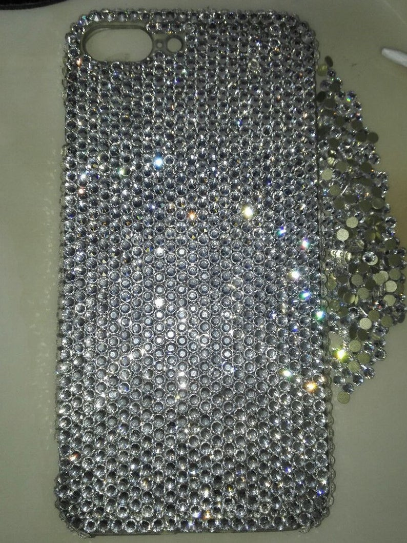 Custom Bling Swarovski Crystal Phone Case 100% Swarovski  e76df6596f