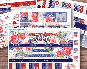 "July Monthly ""Liberty"" Kit 