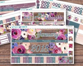 """January Monthly """"Bliss"""" Kit 