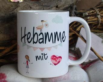 Emaillebecher Kaffeetasse Tasse Spruch Im Herzen Barfuß Campingtasse Eb242 Kindergeschirr & -besteck