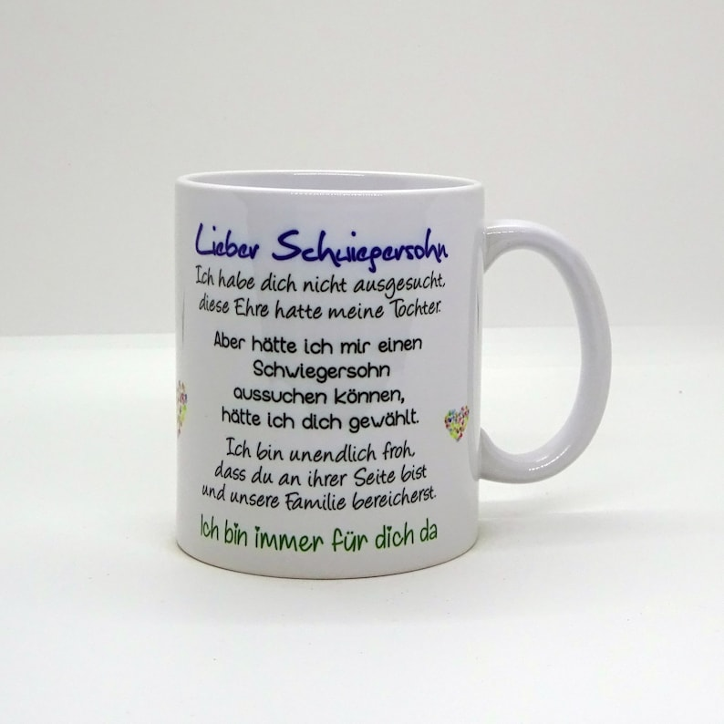 Cup / Dear son-in-law I image 0