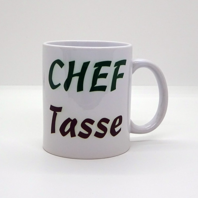 Cup / Chef tasse  Chef  Boss image 0