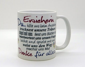 Cup / Educator, You... We