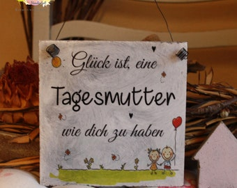 Shabbystyle Sign-Happiness is a day mother like you to have-farewell-kindergarten