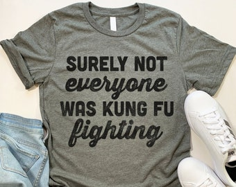 Kung fu fighting | Etsy