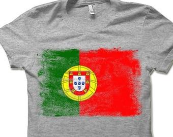 bc97acaa Portugal Flag Shirt | Portugal Flag T-Shirt Gift