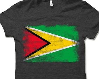 Guyana shirt | Etsy