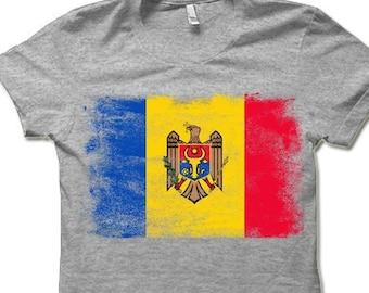 Eddany Moldova Country Flag Women Hoodie