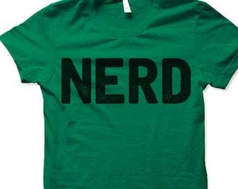 Funny Nerd Shirt. Cool Nerd Gifts.