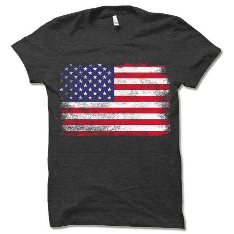 eef46c73cbc American Flag Shirt