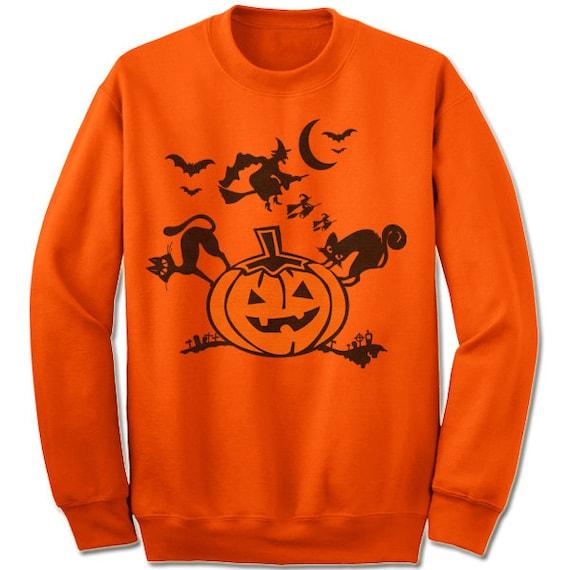 Fun Halloween Sweatshirt