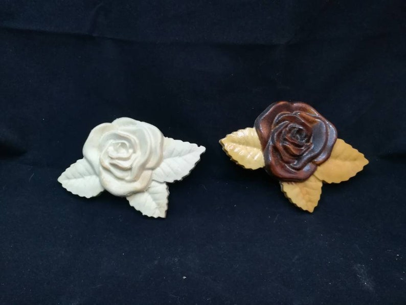 D wood rose relief carving embellishments etsy