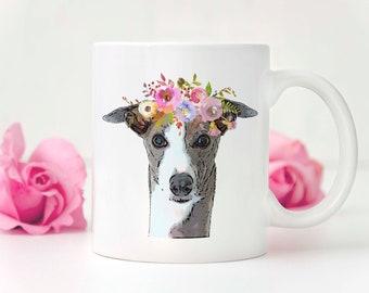 Greyhound Mug 11 oz - Gift for Greyhound Lover