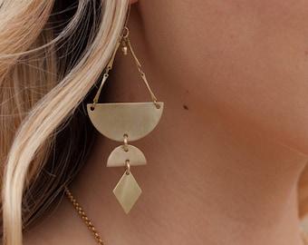 The Templa Earrings
