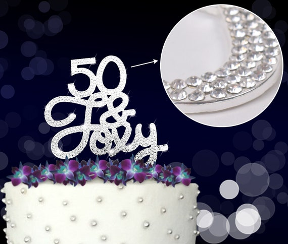 40TH BIRTHDAY DIAMANTE CAKE TOPPER DECORATION 40 TH SILVER NUMBER ANNIVERSA X8U8