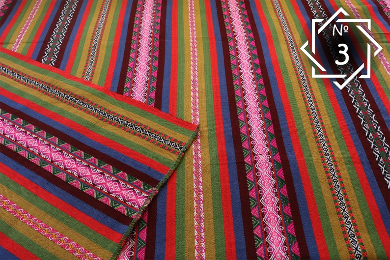 Peruvian Fabric 125x105cm Colorful fabrics for decoration Rugs Home decoration Bohemian blanket ethnic style tapestry tablecloth