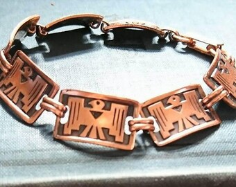 Vintage Egyptian Bracelet BoutiqueByDanielle
