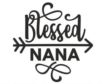 451+ I Love My Nana Svg SVG Images File