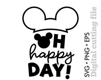 oh happy day etsy