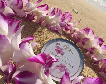 Orchids + Ocean 3.5 oz travel tin