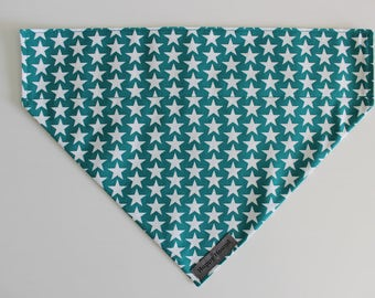 Alex Dog Bandana - Teal