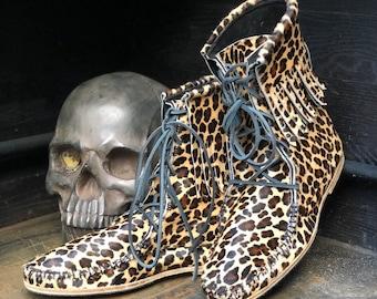 Boho Rock Cheeta Boot