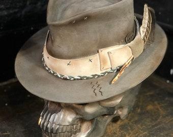 "Vintage  Rare Custom Hat ""vagabond waves"""