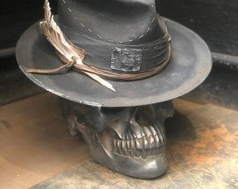 "Vintage Rare Custom Hat ""Hey MOfo sHuduupA u FAce"""