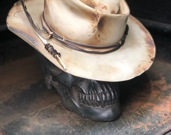 "Vintage Rare Custom Hat , ""BANDIDO """