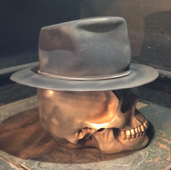 Vintage Rare Custom Hat BOHO PICK CHIC
