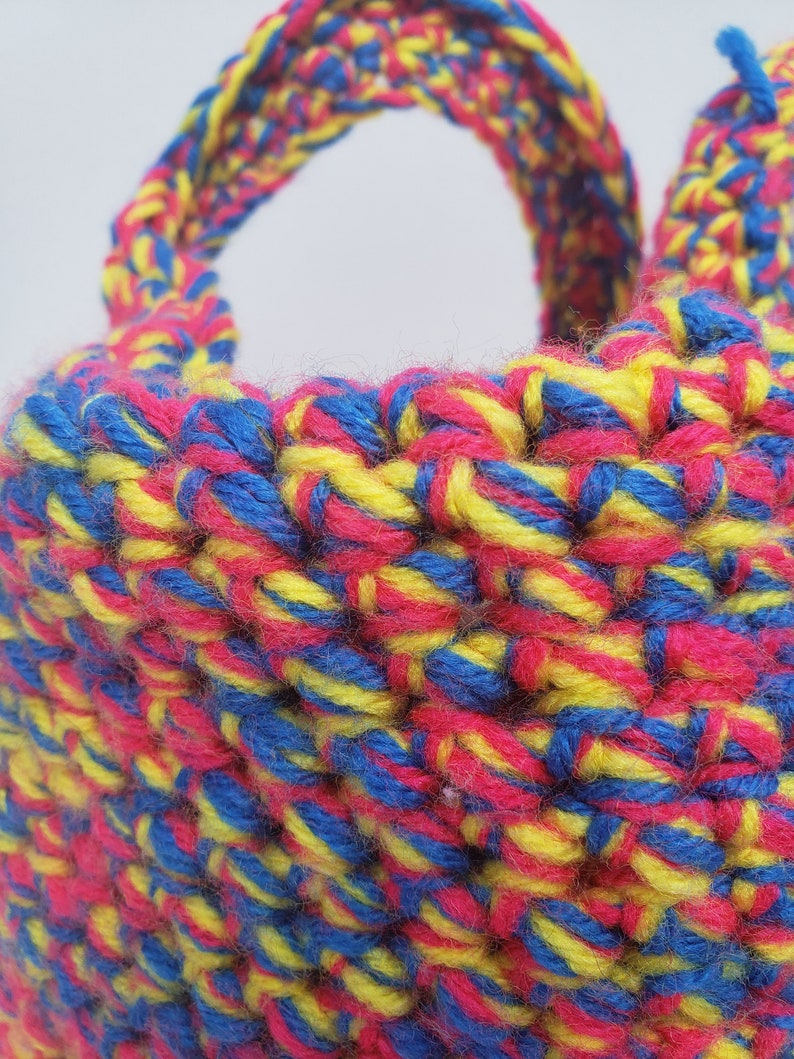 Pansexual Resuable Market Pride Bag