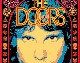 The Doors with Jim Morrison at the Fillmore East March 1968