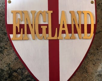 England Wall Sign