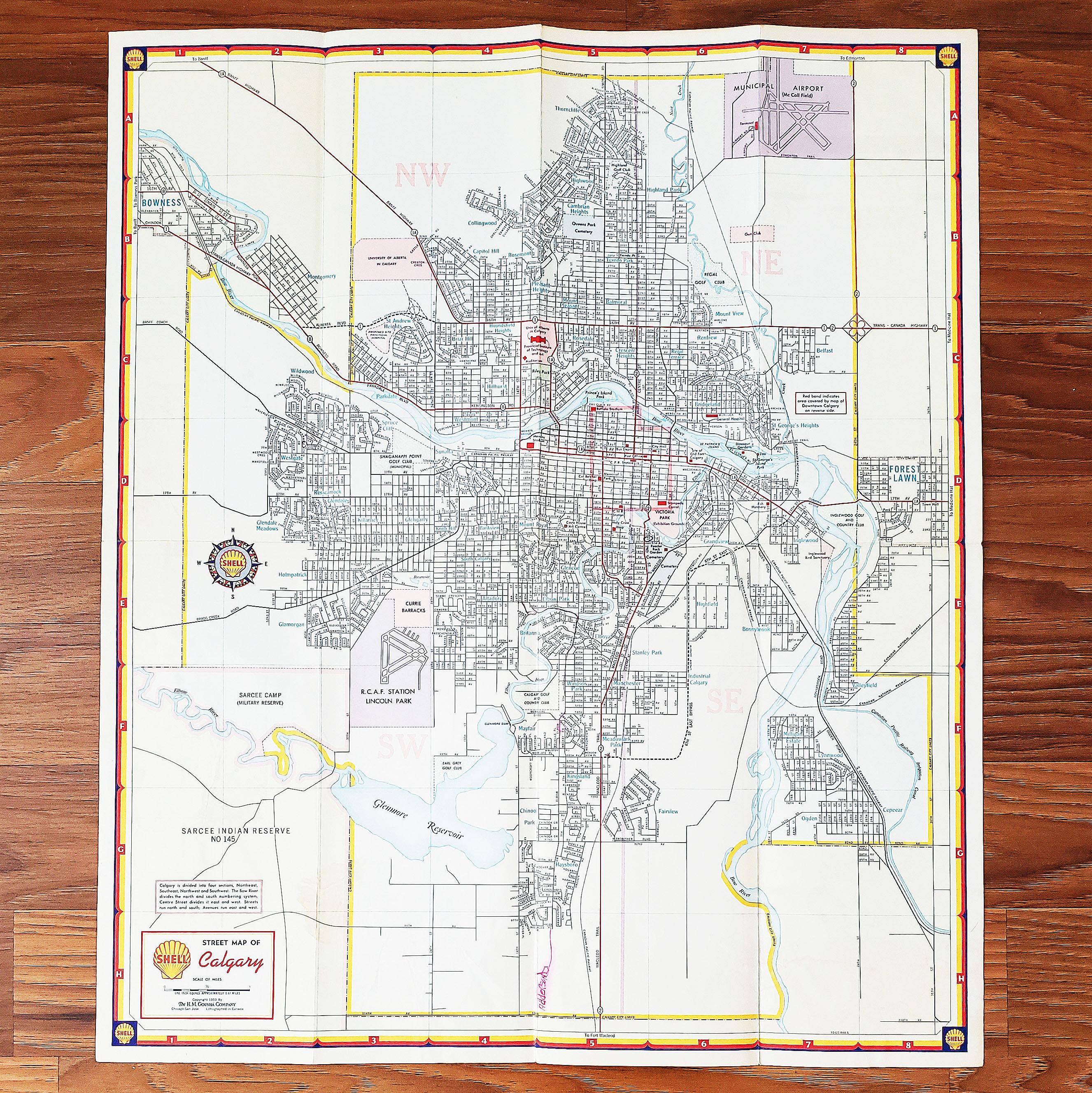 Shell Tankstellen Karte.Menge Von 5 Jahrgang 1950 S Shell Tankstelle Karten Kanadischen Shell öl Karten