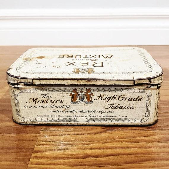 boîtes de tabac datant