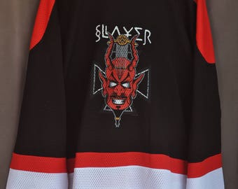 SLAYER, Diabolus 98 (1998), Hockey Shirt XL