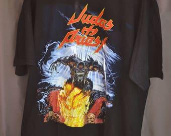 Judas Priest, Jugulator Tour T-shirt (1998) XL