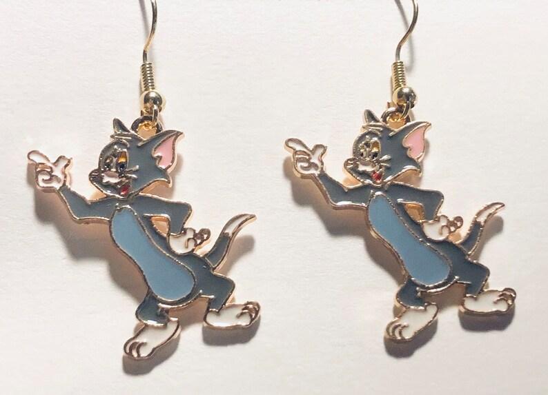 Cartoon Character Earrings