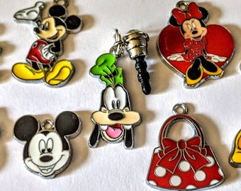 Disney Cell Phone Dust Plugs