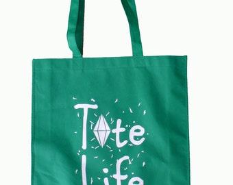 Tote Life, Tote Bag