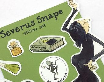 Dolores Umbridge Sticker Set | Etsy