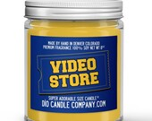 Video Store Candles or Wax Melts